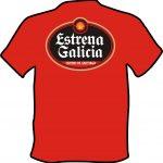 CAmiseta Camino de Santiago Estrena Galicia
