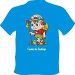 Camiseta Camino de Santiago Filiberto
