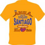 Camiseta Camino de Santiago Mi Abulea