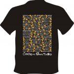 Camiseta Camino de Santiago Pueblos del Camino