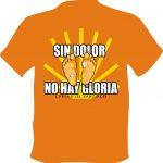 Camiseta Camino de Santiago Sin Dolor